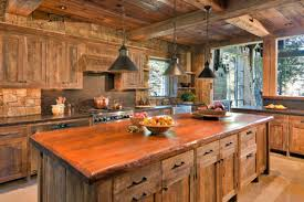 Garage Love Island Rustic Kitchen Island Toger And Rustic Kitchen in