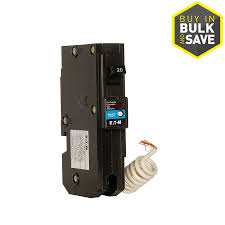 shop circuit breakers at lowes com Eaton Breaker Box Wiring Diagram eaton type br 20 amp 1 pole dual function afci gfci circuit breaker Basic Electrical Wiring Breaker Box