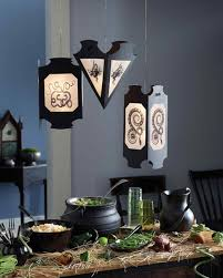 Hanging Snake and Frog Vellum Lanterns. Create spooky Halloween decorations  ...