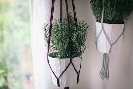Macrame Plant Hanger Patterns For Beginners