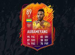 FIFA 20 Headliners Players: Aubameyang, Raheem Sterling ...