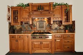 Thumb Kitchen Craftsman Style Quartersawn Oak Medium Color Raised Quarter  Sawn White Cabinets Inset