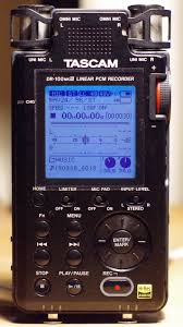 Sound Design Field Recorder Tascam Dr 100 Mkiii Review