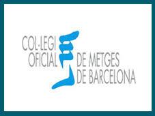 Resultado de imagen de col·legi oficial de metges de barcelona