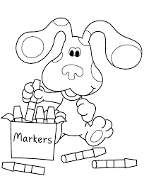 Nick Jr Coloring Pages Viettiinfo