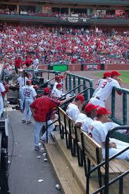 St Louis Cardinals Commissioners Box