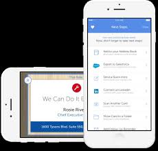 Business Phone Book 5 Apps To Help You Digitally Organize Business Cards Macworld
