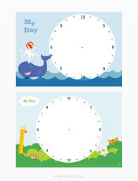 Planner Printables For Students Daily Planner For Kids Mr Printables