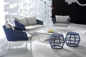 Buenos Modern Outdoor Sofa Set