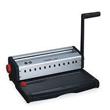 <b>COMIX</b> Binding Machine Paper Punching Machine Large Capacity ...