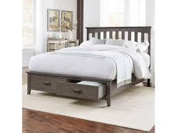 Hampton Full Storage Bed by Fashion Bed Group at SlumberWorld