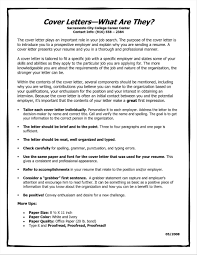 Sample Cover Letter For Human Resource Generalist Position Write