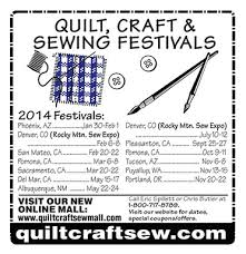 Quilters' Travel Companion - Quilt Shows in Washington & Quilt, Craft & Sewing Festival Next Show Dates (when confirmed): November  17-19, 2016. Contacts Website: www.quiltcraftsew.com Email:  vickiehundert@msn.com ... Adamdwight.com