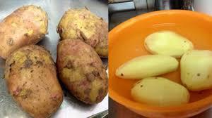 Cách tốt nhất để bảo quản khoai tây để được lâu mà không gây độc