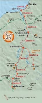 Online Guide To The Speyside Way Long Distance Route