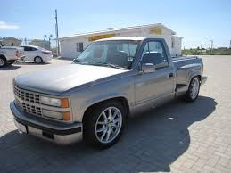 The 1993 Silverado is a large pickup truck manufactured by Chevrolet ...