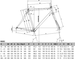 Look 695 Geometry Chart Look 695 Di2 I Pack Pro Cyclery