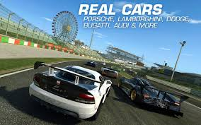 real racing 3 the best car racing game for android users