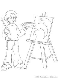 Small Picture Artist Audio Stories for Kids Free Coloring Pages from Light