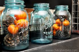Fall Table Decorations With Mason Jars Fun Ways To Use Mason Jars At Your Next Party 51