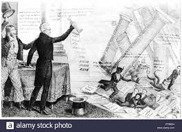 Kitchen Cabinet Andrew Jackson Showing Post Media For Andrew Jackson Government Cartoon Www