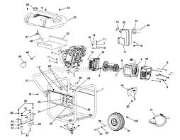 homelite hu40500 parts list and diagram ereplacementparts com