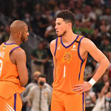 Phoenix Suns star Devin Booker out indefinitely due to COVID protocols -  Bright Side Of The Sun