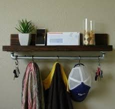 Anderson Coat Rack Shelf And Coat Rack Foter 61