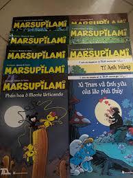 Truyện tranh - Marsupilami - tập 1