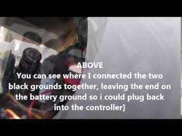 repairing minn kota trolling motor power drive v2 control board how to take apart a minn kota trolling motor at Minn Kota Riptide 70 Wiring Diagram Brush Card