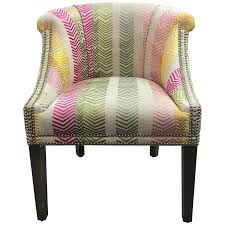 sherry furniture. Viyet - Designer Furniture Seating Holland \u0026 Sherry Embroidered Occasional Chair