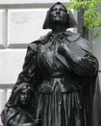 anne hutchinson massachusetts bay colony m  anne hutchinson statue massachusetts state house