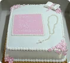 10 Communion Sheet Cakes For Girls Photo Baptism Sheet Cake Ideas