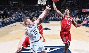 Notre Dame Basketball Depth Chart Notre Dame Basketball Chris Doherty Leaves Team Fighting
