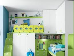 Modern Bunk Beds With Storage For Kids