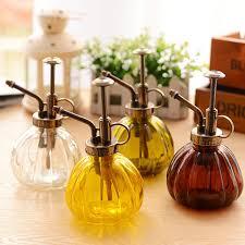 Decorative Spray Bottle 100 Zakka Vintage Decorative Watering Cans Pot Spray Bottle 2