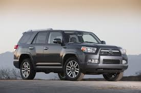 2013 Toyota 4Runner - Information and photos - ZombieDrive