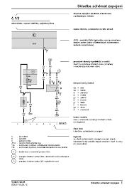 skoda octavia ii electric wiring diagram service manual skoda octavia2 wiring diagram