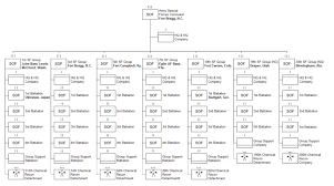 Us Army Hierarchy Chart United States Army Special Forces Wikipedia