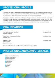 Original Resume Template Resume Template Unique Modern Resume Sample Thankyouletterorg 57