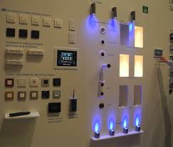 wireless lighting fixtures. at ise 2013 crestron introduced its first light fixtures with dali drivers preinstalled plus clwi wireless dimmers and keypads that can control virtually lighting h