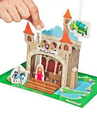 Medieval <b>Castle</b> Paper Theater - Printable PDF Toy - <b>DIY Craft Kit</b> ...