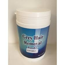 grey hair removal powder extract