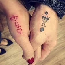 Jednoduché Tetování Na Zápěstí