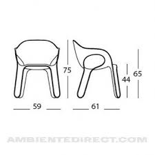 chair drawing easy. Magis - Easy Chair Line Drawing
