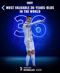 The last few days of the summer transfer window promise a hot conclusion. Tcr On Twitter Cristiano Ronaldo Is Transfermarkt Most Valuable 36 Year Old Player In The World Valued At 50 Million Thiago Silva Is Ranked Second And Valued At 3 5 Million Https T Co Fy0xcnaqh7