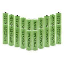 Where To Buy Solar Light Batteries Qblpower Solar Light Batteries Aa Nicd 800mah 1 2v Rechargeable For Garden Lights Remotes Mice 20pcs Aa 800mah