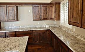 Granite Countertop Kitchens With Granite Countertops White