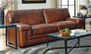 trend chestnut leather chair 32 for your sectional sofa ideas with
