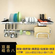 wall dish rack nana put dish rack dishes stainless steel kitchen drain rack wall hangers sink rack sink wooden wall mounted dish drying rack